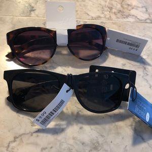 H&M Sunglasses - 2 pair